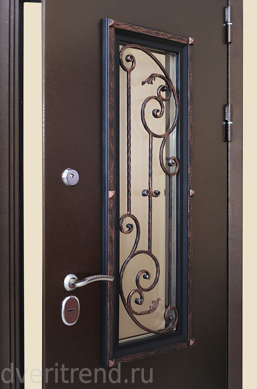 железные стальные входные двери